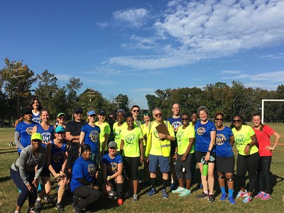 PGRC Day at College Park parkrun