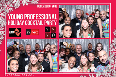 SJMA Young Professional Holiday Cocktail Party