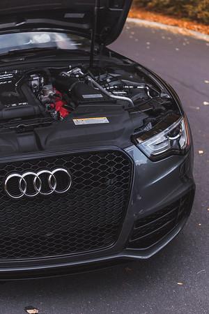 BMW vs. Audi