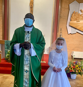 Recent First Holy Communions