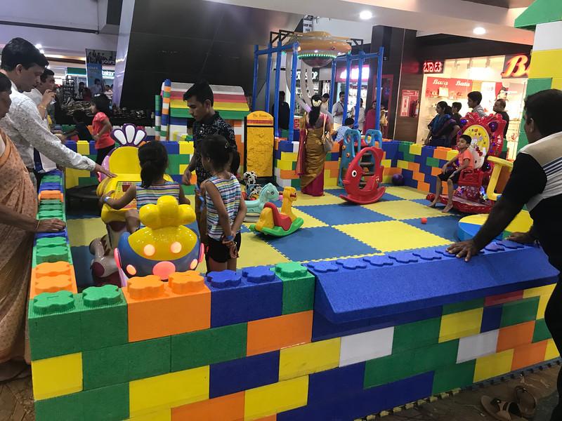 Mangalore, India mall