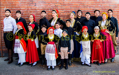 BMF 2018-  Mediterranean Dance Group
