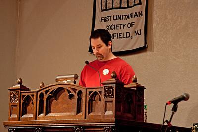 FUSP Joe Jencks Sermon