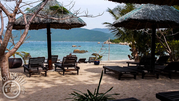 Whale Island Resort - Vietnam