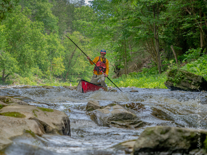 I can see the path!