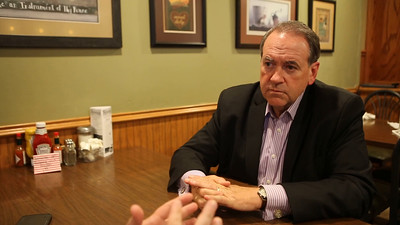 Mike Huckabee TIR interview video