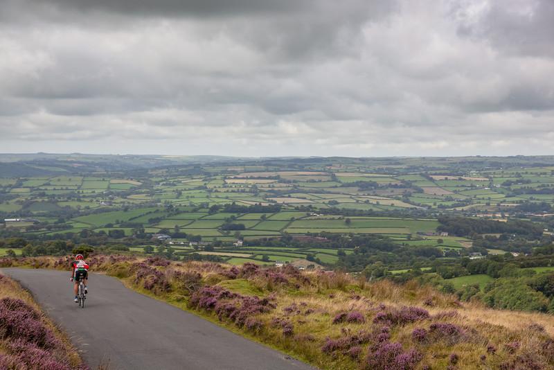 Llanllwni Mountain.
