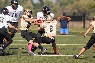 092014 Erie 13U v Boulder Football