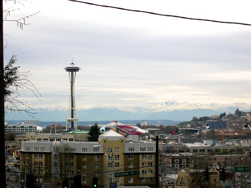 Seattle - March 2003
