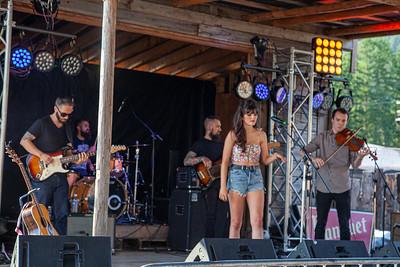 Danielle Ryan at Sunfest 2019