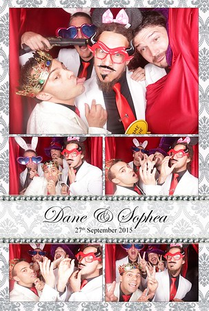 Wedding of Dane & Sophea Photostrips
