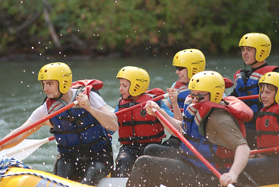 Tieton River Rafting - Sep 15