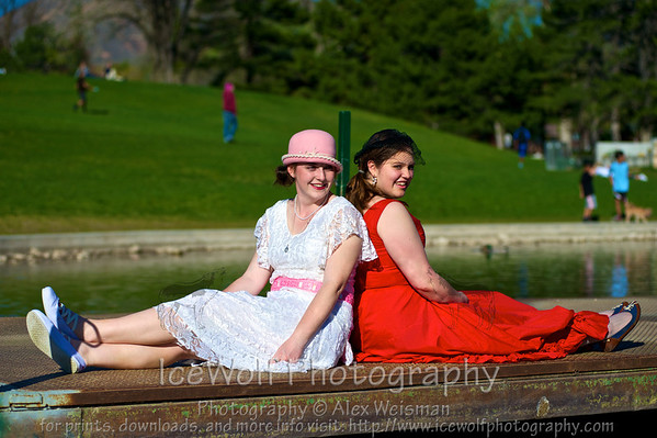 Robyn Jones Prom Photos
