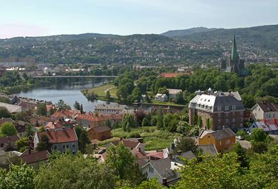 Norway: Trondheim, 2008