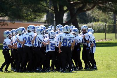 Shelby Lions Football Club - 2007 Freshman Football Team