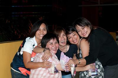 SPCQC College Friends 2011 Reunion