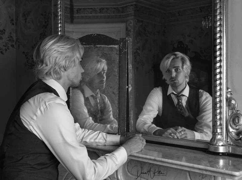 Man In The Mirror (2)