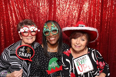 Central Bank of Kansas City Christmas Party 2019