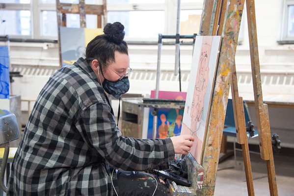 10/7/20 BSCene: Art and Design Painting Classes