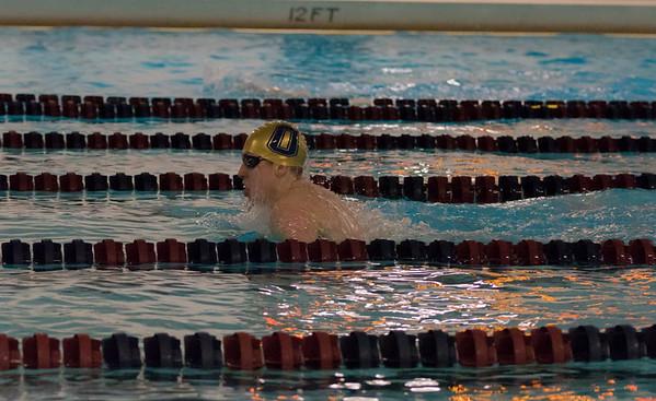 Oxford High Swim Team