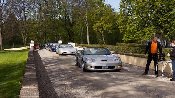 CCS Vårmönstring på Taxinge Slott Lördag 9 Maj 2015