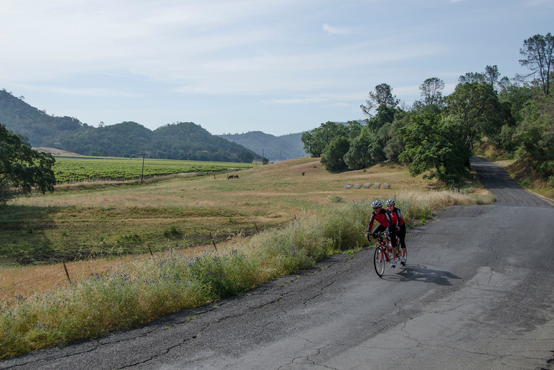 Lower Chiles Valley Road