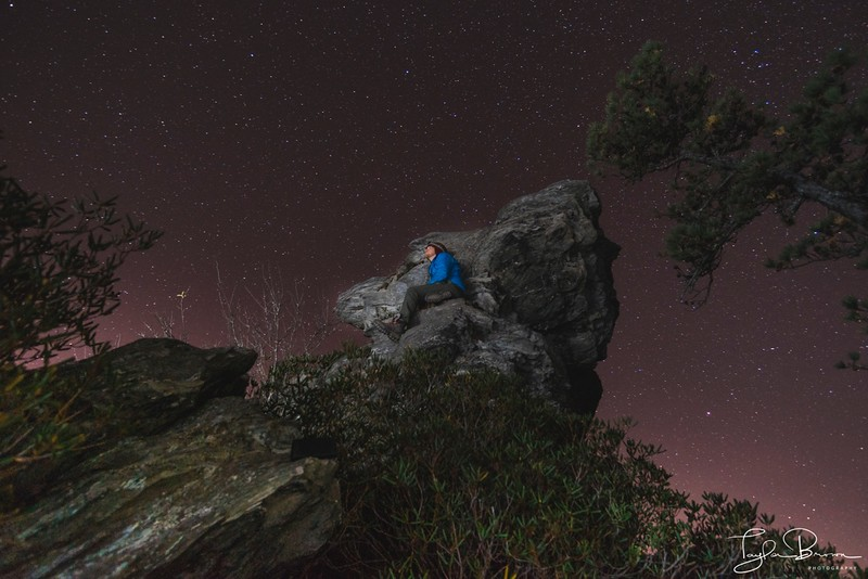 The Dreamer - Linville Gorge Wilderness, North Carolina