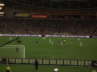 Sydney FC vs LA Galaxy