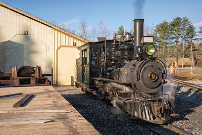 Wiscasset Waterville & Farmington Railway
