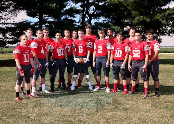 SNHS Football Team 2015