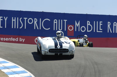 2006 Monterey Historics Group 1B 1947-1955 Sports Racing & Production Cars over 2000cc