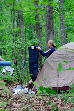 Sixth Grade Camp-Out
