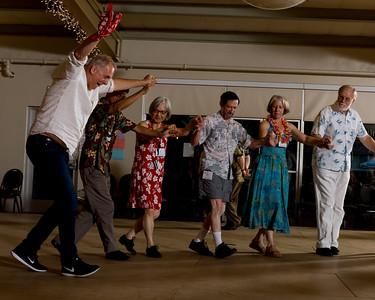 Dancing at SFDC 2016