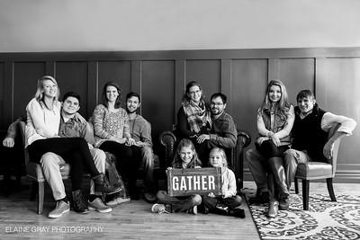Alberts|Dahlke Extended Family Session