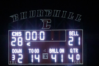 Game 03 vs Belleville