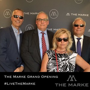 The Marke Grand Opening