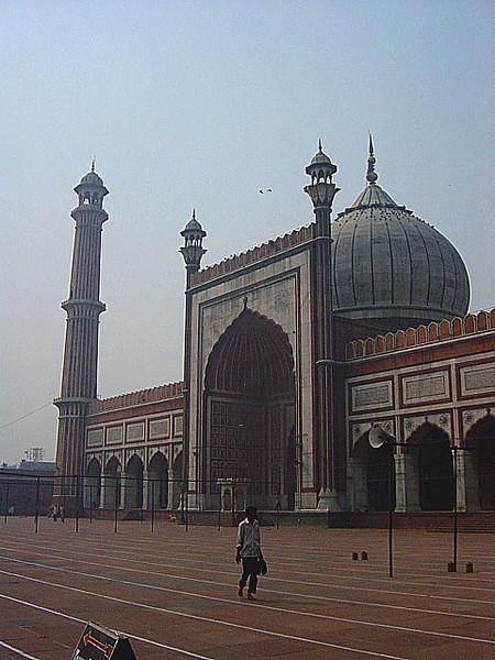 Friday Mosque - Delhi, India