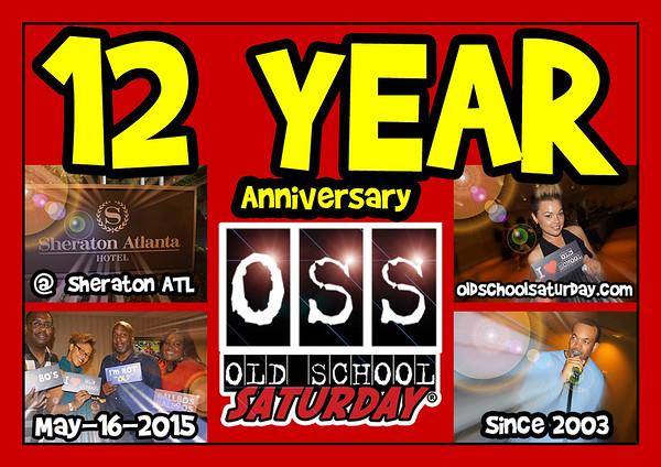 May.16.2015 @ Sheraton ::: 12 Year Anniversary ::: ATL, GA, USA
