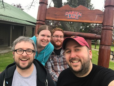 Darien Lake (May 2017)