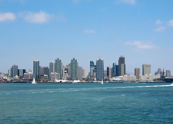 San Diego Harbor Tour 2012