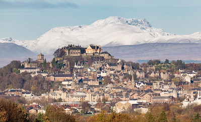 Stirling and Forth Valley