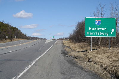 I81 On & Off Ramp to close March 8, Kline Township (3-5-2012)