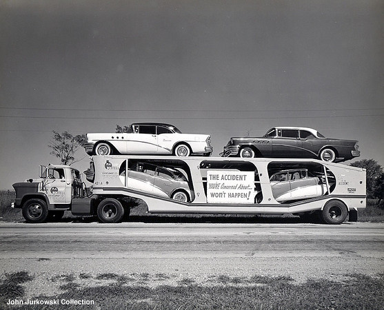 1950 Vehicle transports