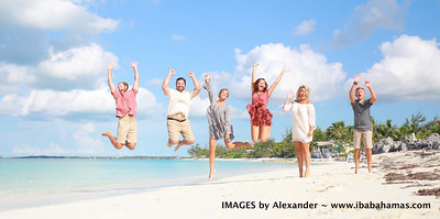 Cole's Vacation Photo Shoot. Exuma Bahamas