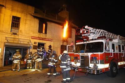 Leonia Training Bergenfield Fire Training Center 10-17-17