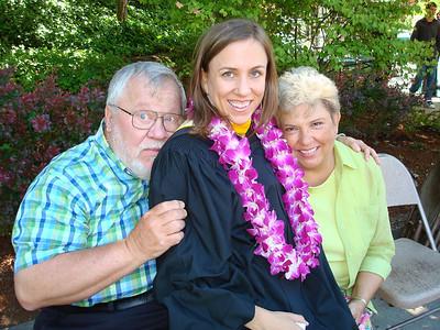 <b>June '08: Nicole's Grad in Eugene, OR</b>