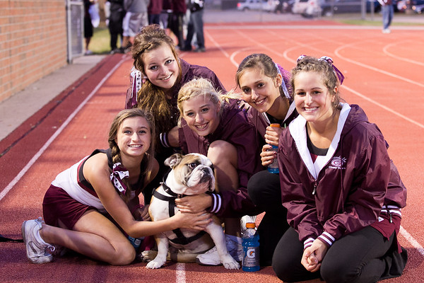 Grandville Cheer 2011-2012