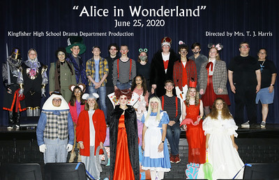 """""""Alice in Wonderland""""  KHS Drama"""