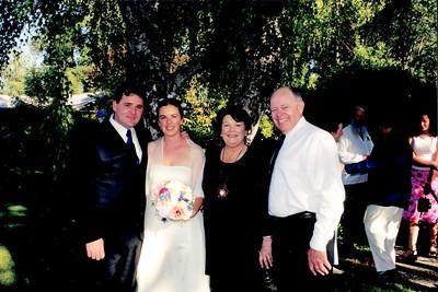 2001/05 - Hank and Jenny's Wedding
