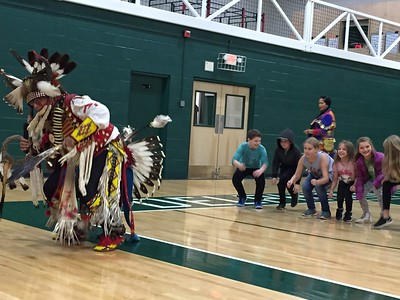 Native Pride Dancer Assembly
